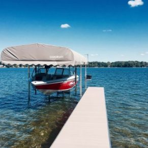 Shore-Mate Waterfront Boat Lifts and Customized Dock Solutions