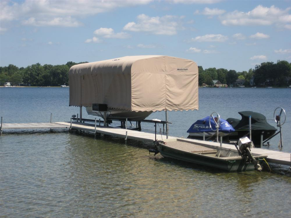 Wake Board Tower Canopies Shoremate